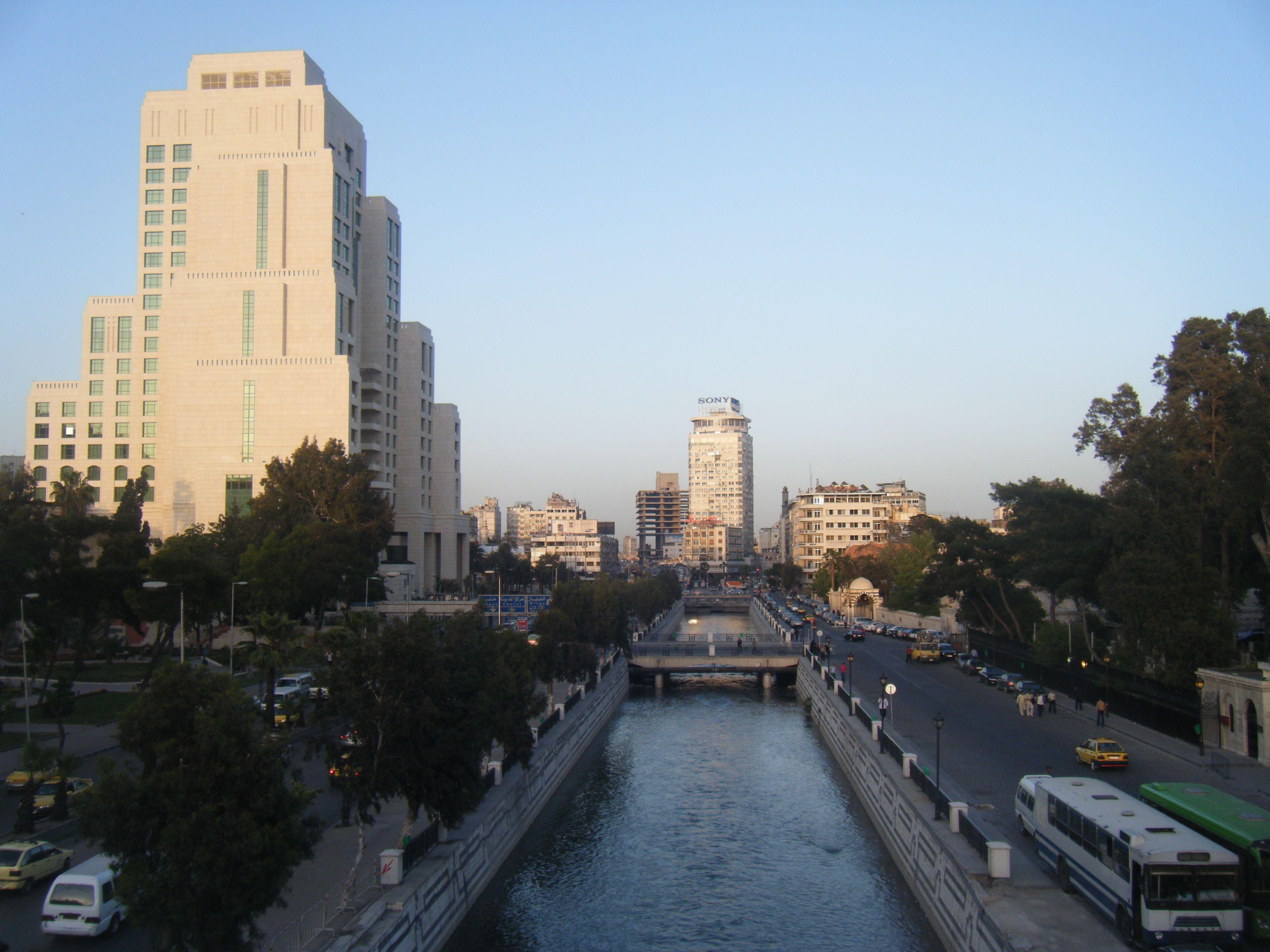 Da Beirut a Damasco