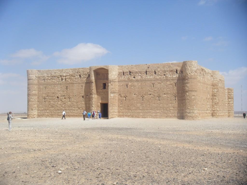 castelli del deserto
