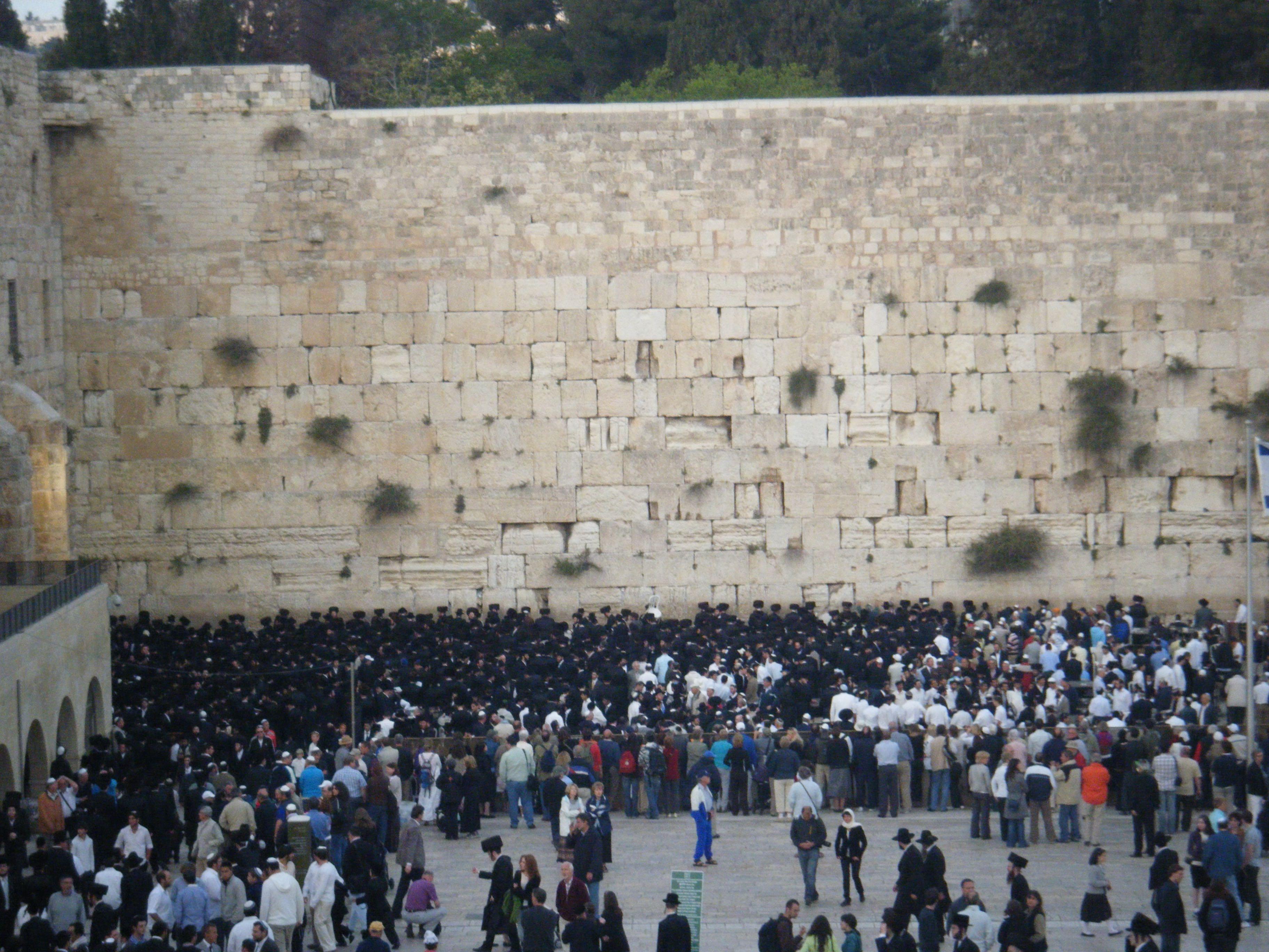Gerusalemme cosa vedere
