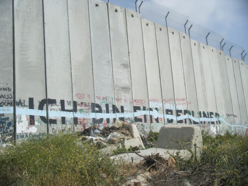 muro israele