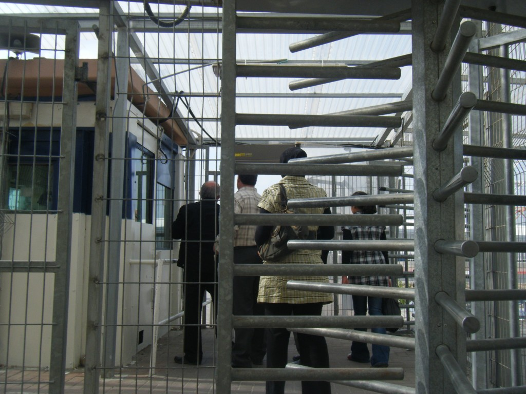 palestina israele muro
