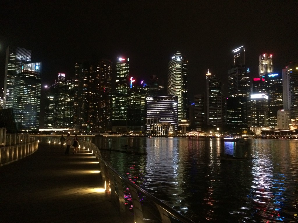 singapore storia