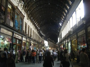 Damasco cosa ho fatto - Il Suq di Damasco