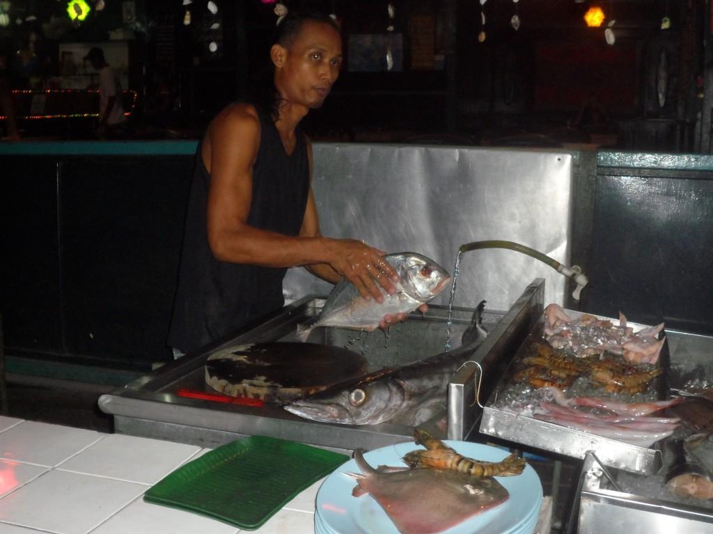 tioman ristorante