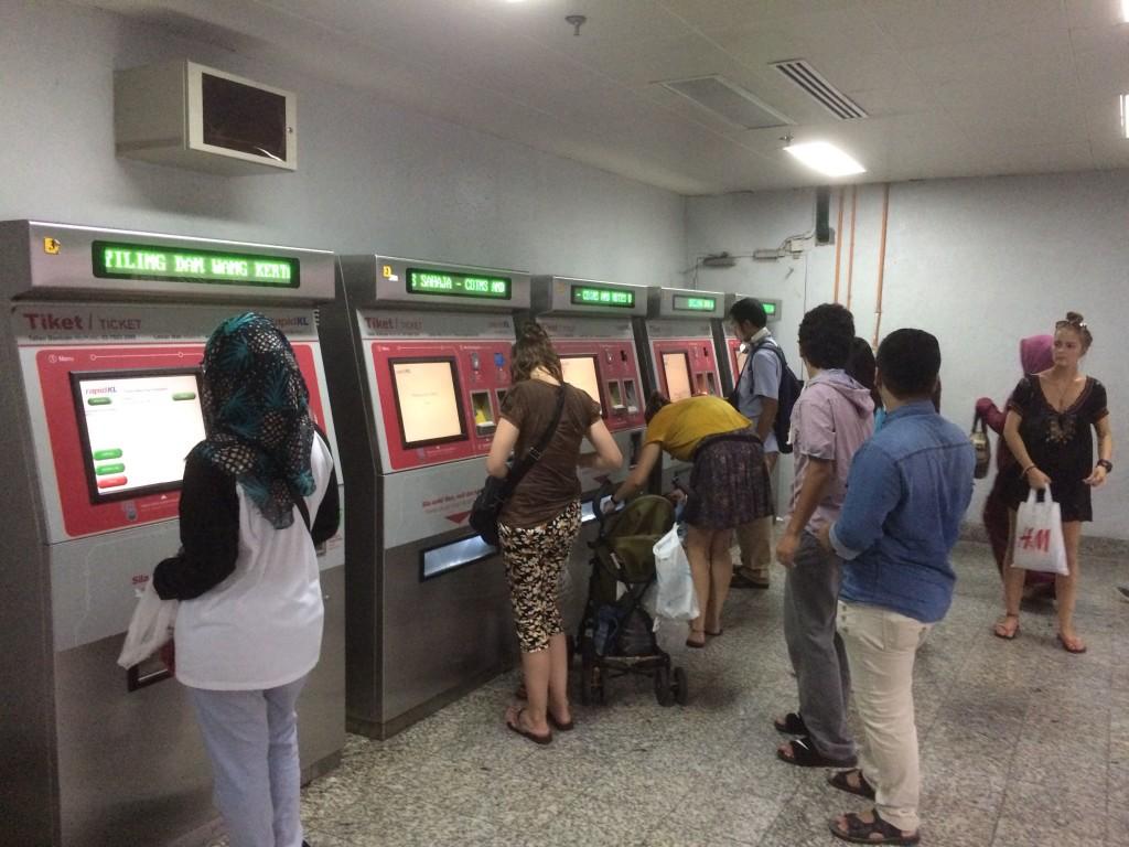 kuala lumpur metro biglietti