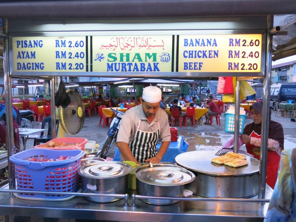 malesia ristoranti