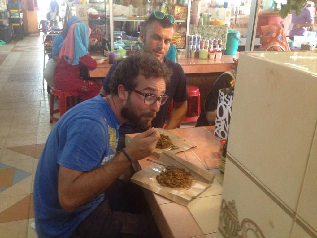 kota bharu dove mangiare