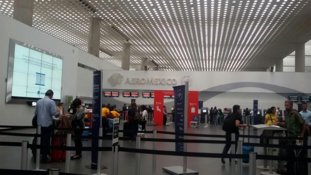 aeroporto messico
