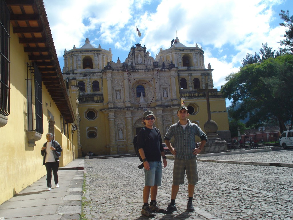 antigua chiese