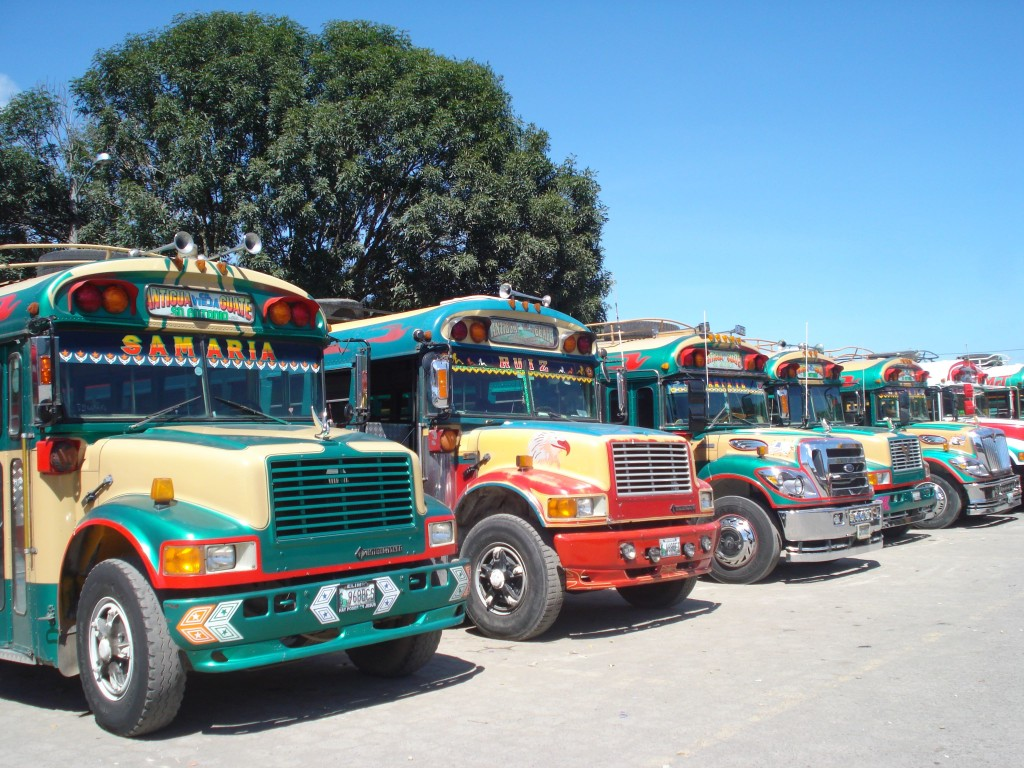 guatemala trasporti