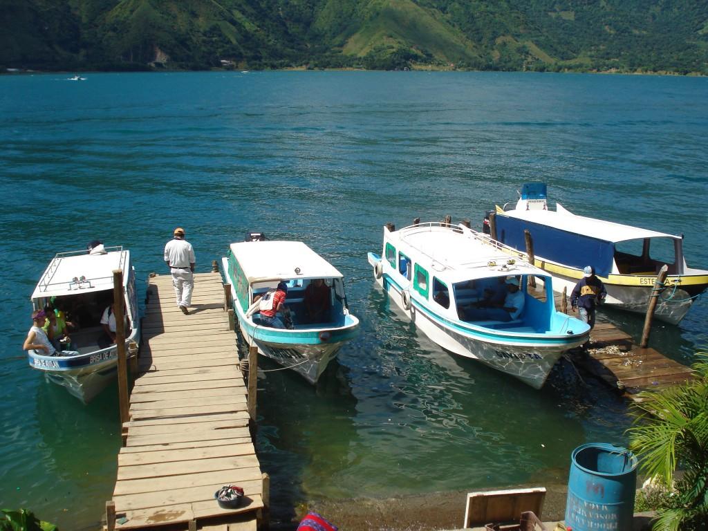 lago atitlan trasporti