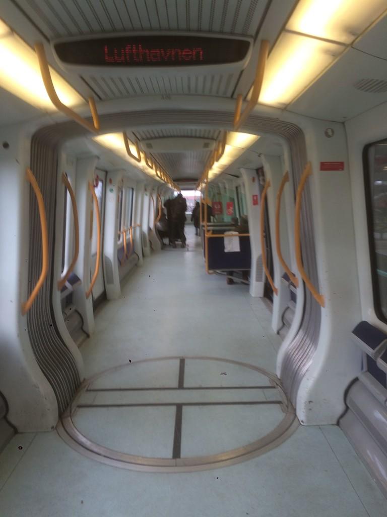 copenaghen metro