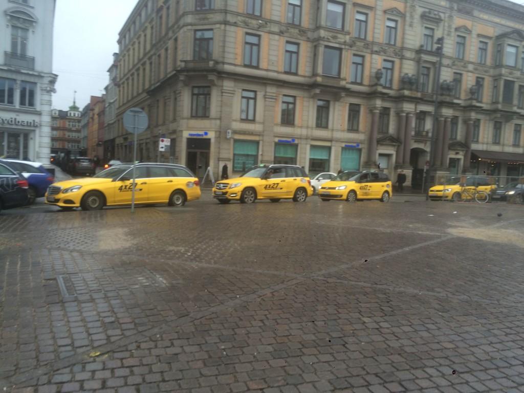 copenaghen taxi