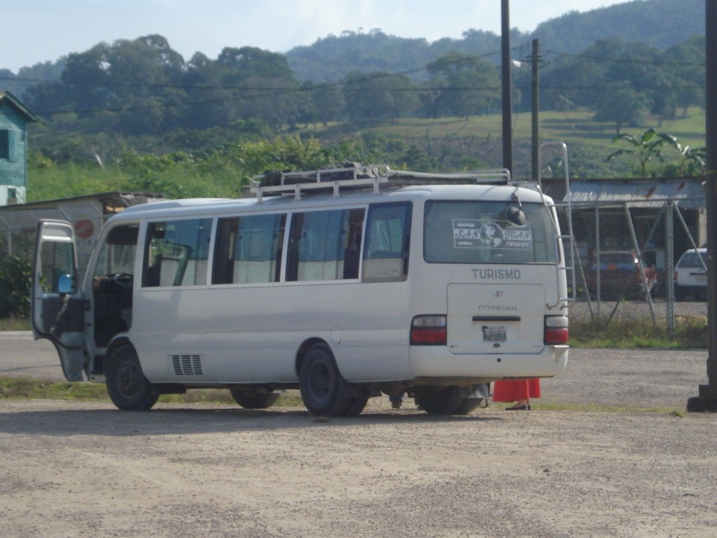 guatemala minibus