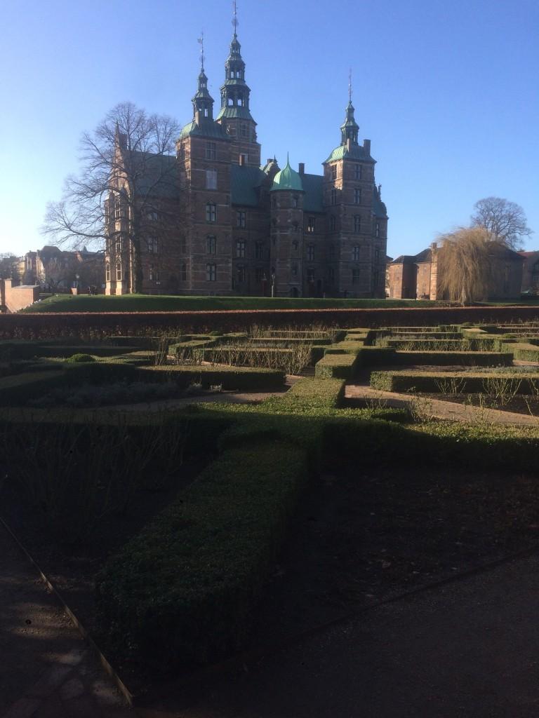 copenaghen rosenborg