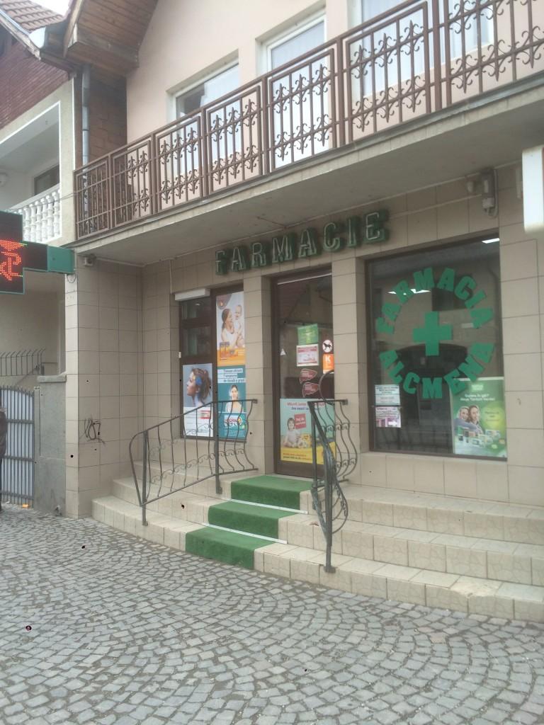 romania farmacia