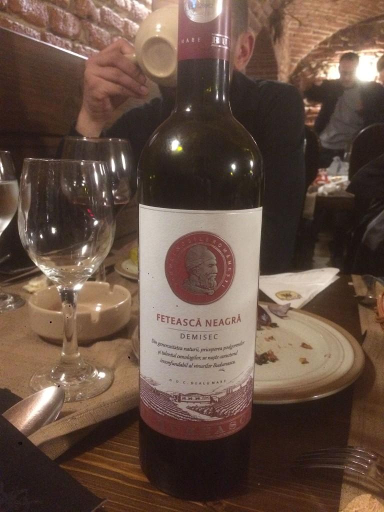 vino romania