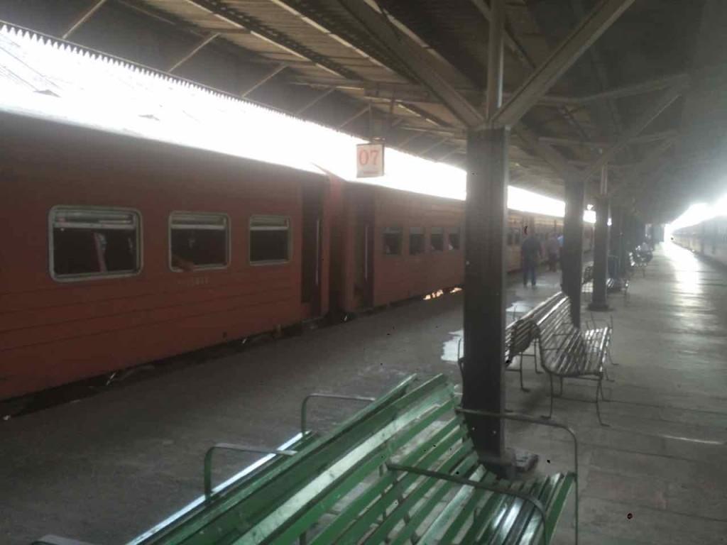 colombo anuradhapura treno
