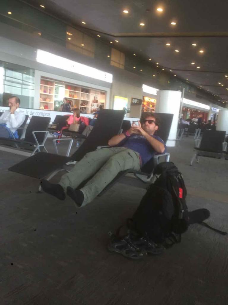 aeroporto bogota colombia
