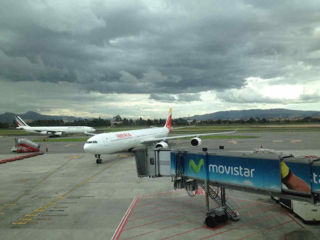 bogota aeroporto