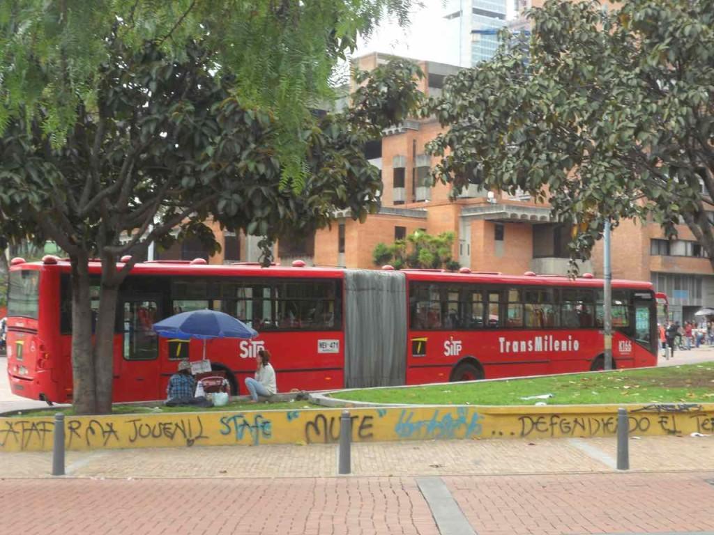 bogota metro