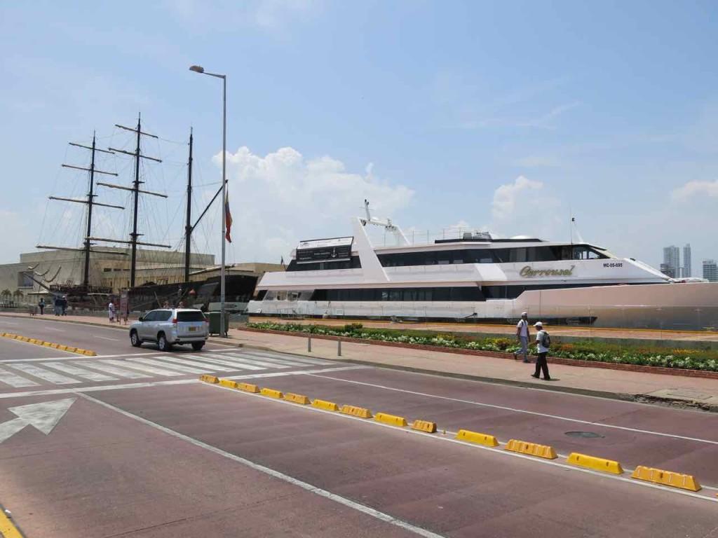 cartagena barca