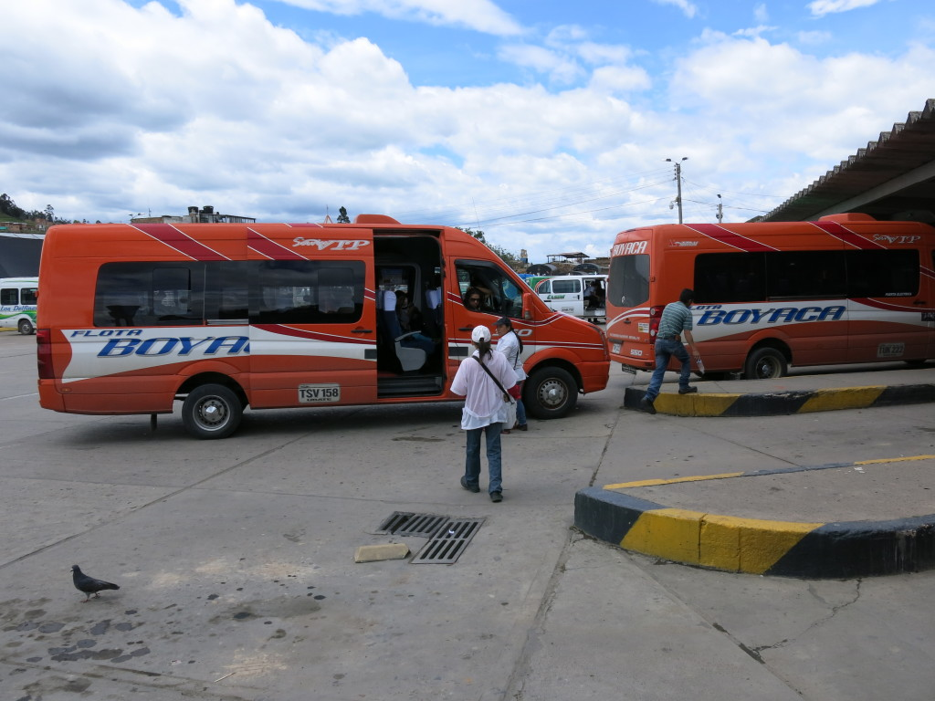 colombia autobus