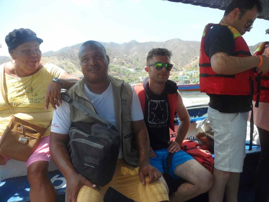 colombia barche