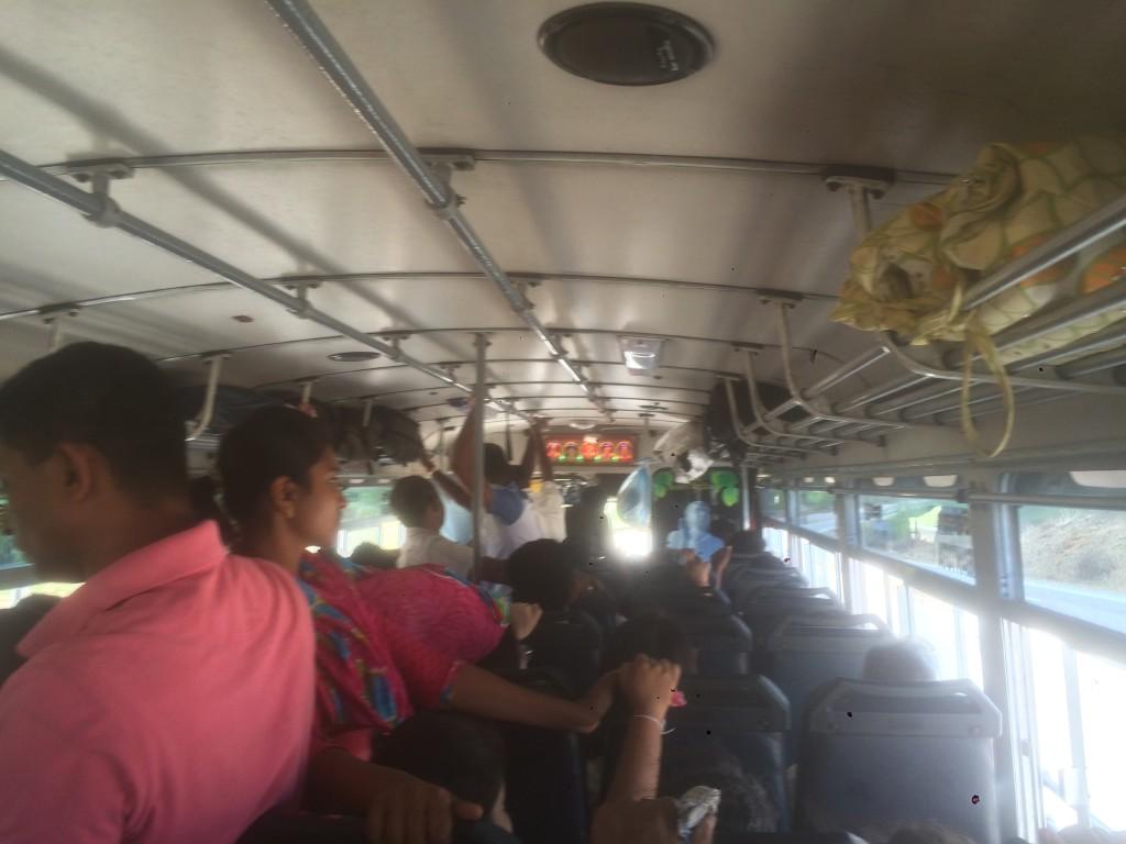 sri lanka autobus