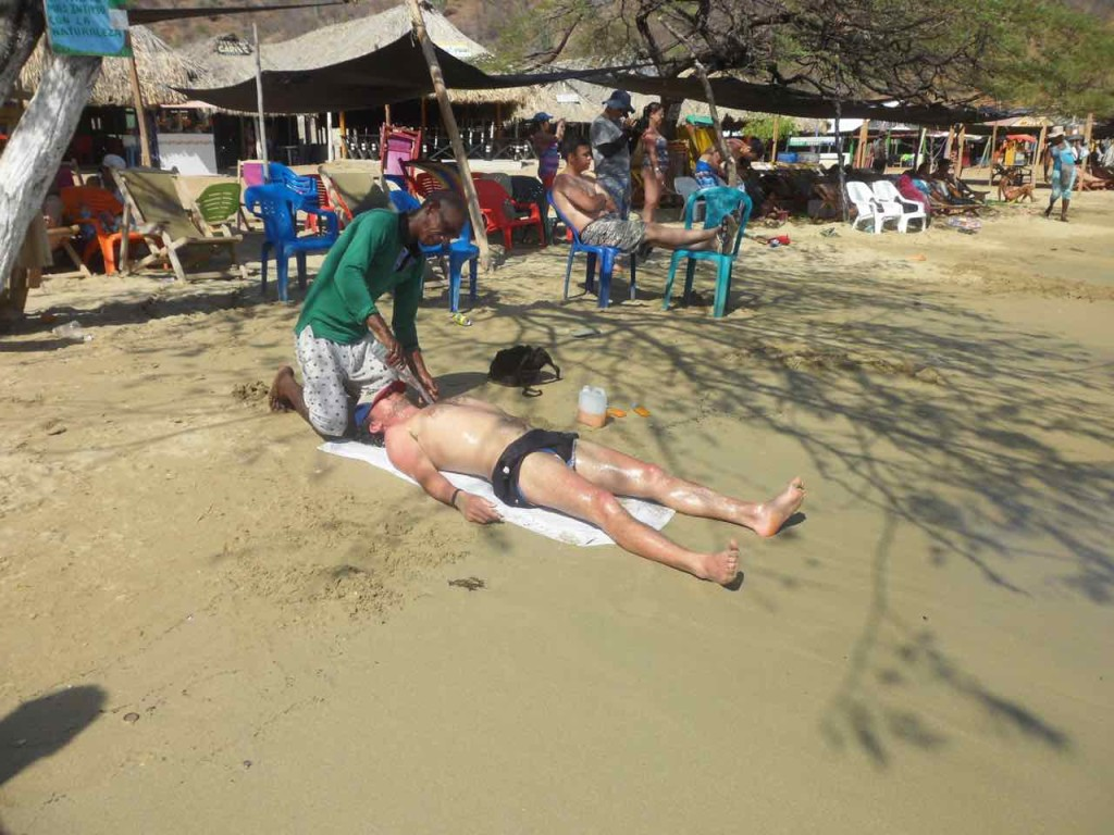 taganga playa grande