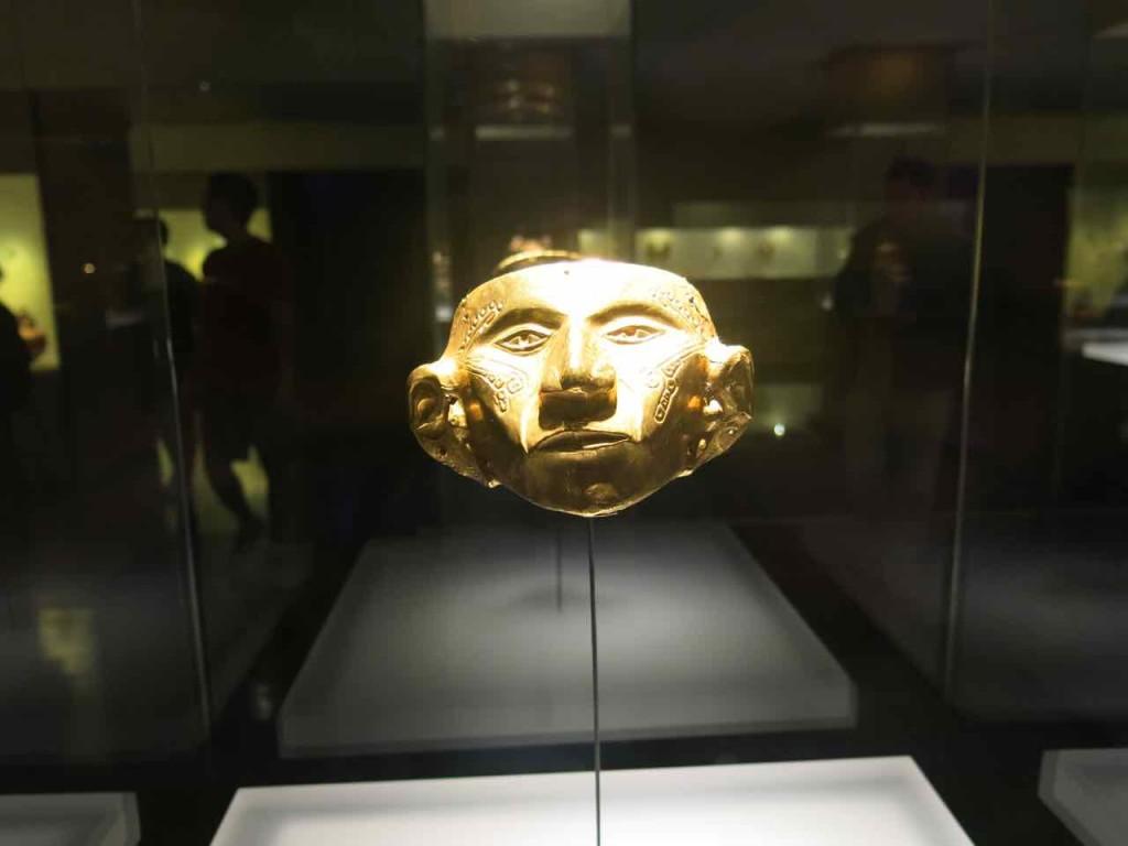 bogota museo oro