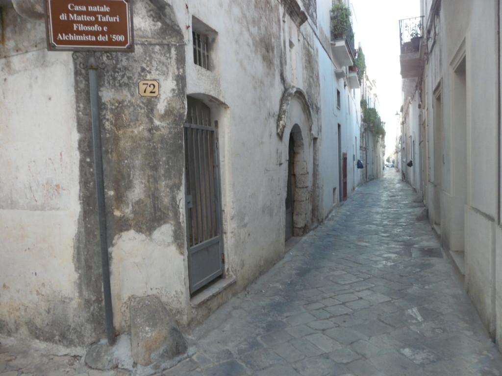 salento centro storico