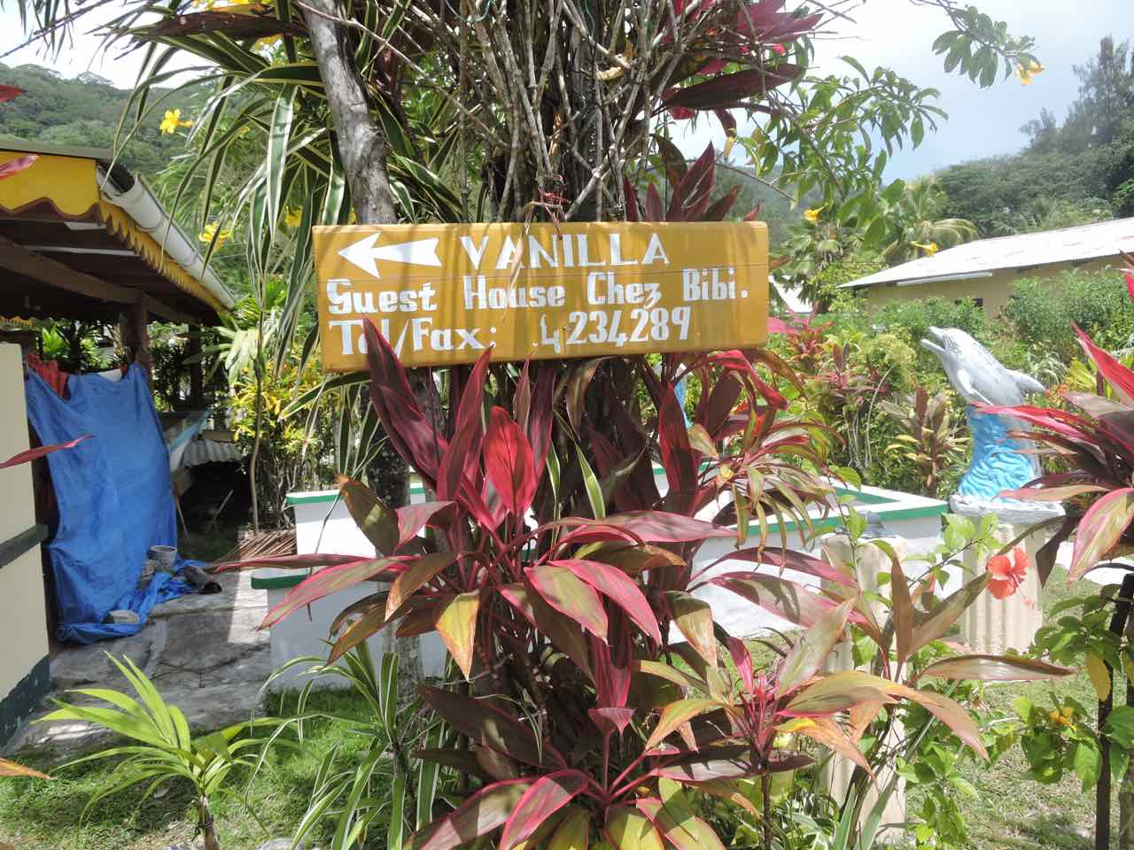 la digue guest house