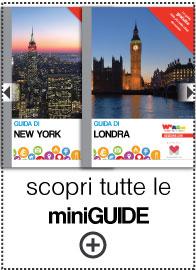 """""""le miniGuide gratuite delle più belle città del mondo"""""""