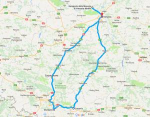 polonia-itinerairo