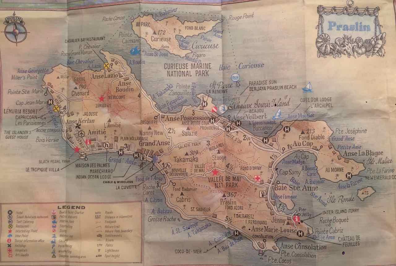 praslin-mappa