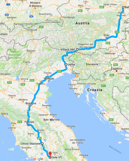 vienna-roma-treno