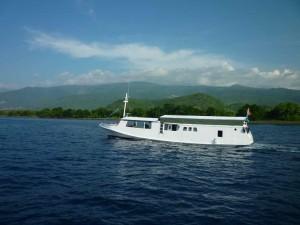 indonesia come arrivare traghetti