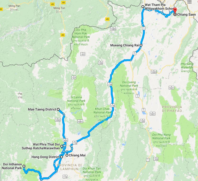 mappa-tour-nord-thailandia