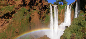 cascate di ouzoud marocco