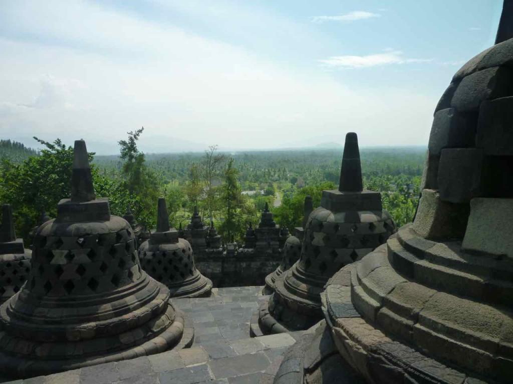 Il sito Buddista di Borobudur