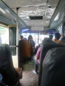Yogyakarta bus