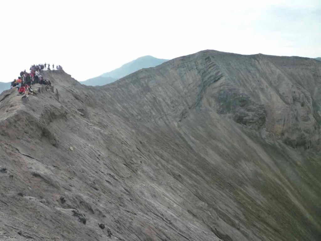 vulcano monte bromo