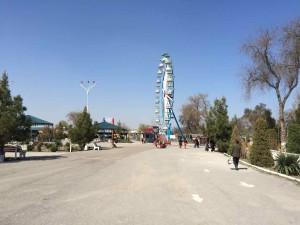 Bukhara diario viaggio - Il Luna Park