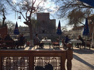 Bukhara diario di viaggio