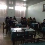 L'interno dei ristoranti del Bazar