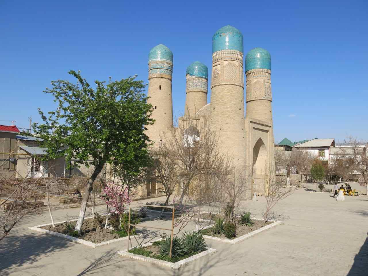Bukhara storia