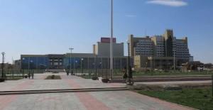 Il parco Navoi