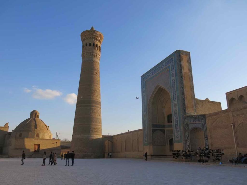 Bukhara diario viaggio