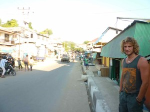 Il centro di Labuan  Bajo